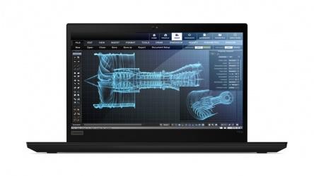 "Laptop Lenovo ThinkPad P43s 14"" Touch Full HD, Intel Core i5-8365U 1.60GHz, 8GB, 256GB SSD, Windows 10 Pro 64-bit, Negro ― Teclado en Inglés"