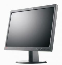 Monitor Lenovo ThinkVision LT1952p LED, 19'', Negro