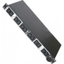 Lenovo PDU para Rack 39Y8941, 1U, 24A, 12x NEMA L6-30P, Negro
