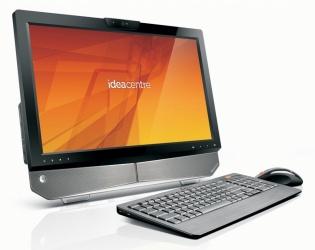 Lenovo IdeaCentre B520 All-in-One 23'', Intel Core i5-2320 3.00GHz, 4GB, 2TB, Windows 7 Home Premium, Negro/Plata