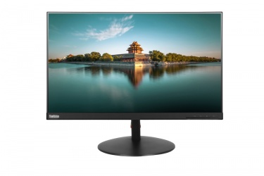 "Monitor Lenovo ThinkVision T24i LED 23.8"", Full HD, Widescreen, HDMI, Negro"