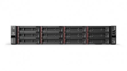 Servidor Lenovo ThinkSystem SR550, Intel Xeon 3104 1.70GHz, 8GB DDR4, max. 61.4TB, 2.5'', SATA III, Rack (2U) - no Sistema Operativo Instalado