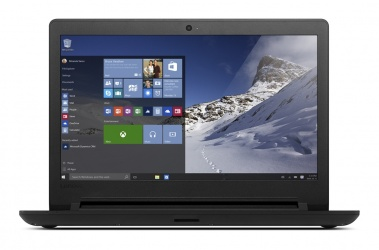 Laptop Lenovo IdeaPad 100-14IBY 14'', Intel Celeron N3060 1.60GHz, 4GB, 500GB, Windows 10 Home 64-bit, Negro