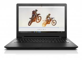"Laptop Lenovo IdeaPad 110-15acl 15.6"", AMD A6-7310 2GHz, 4GB, 1TB, Windows 10 Home 64-bit, Negro"