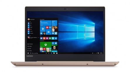 Laptop Lenovo IdeaPad 520S 14'', Intel Core i5-8250U 1.60GHz, 8GB, 1TB, Windows 10 Home 64-bit, Bronce ― ¡Compra y recibe de regalo mochila y mouse con valor mayor a $500!