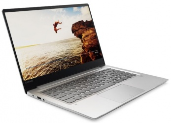"Laptop Lenovo IdeaPad 720S 13.3"" Full HD, AMD Ryzen 5 2500U 2GHz, 4GB, 128GB SSD, Windows 10 Home 64-bit, Plata"