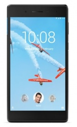 "Tablet Lenovo Tab 7 Essential 7"", 8GB, 1024 x 600 Pixeles, Android 7.0, Bluetooth, WLAN, Negro"