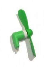 Ventilador LevyDal 81055 para Celular, Verde
