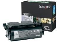 Tóner Lexmark 12A6835 Negro, 20.000 Páginas