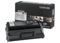 Tóner Lexmark 12A7405 Negro, 6000 Páginas