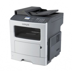 Multifuncional Lexmark MX317dn, Blanco y Negro, Láser, Print/Scan/Copy