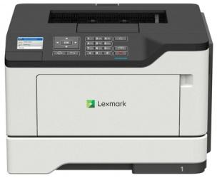 Lexmark MS521dn, Blanco y Negro, Láser, Inalámbrico, Print