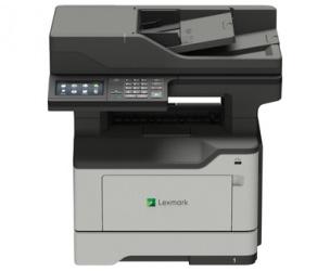 Multifuncional Lexmark MX521de, Blanco y Negro, Láser, Print/Scan/Copy