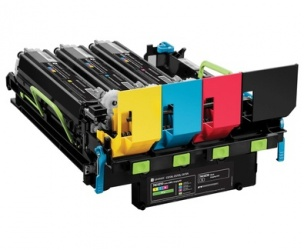 Lexmark Unidad de Imagen 74C0ZV0 Amarillo/Cyan/Magenta/Negro, 150.000 Páginas