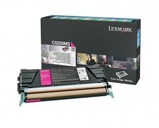 Tóner Lexmark C5220MS Magenta, 3000 Páginas