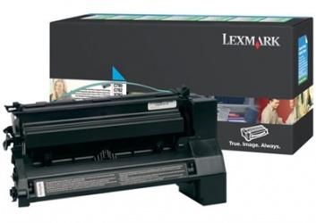 Tóner Lexmark C780H1CG Cyan, 10.000 Páginas