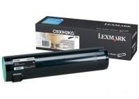 Toner Lexmark C930H2KG Negro, 38.000 Páginas