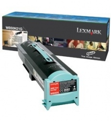 Toner Lexmark W850H21G Negro, 35.0000 Páginas