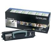Tóner Lexmark X340H11G Negro, 6000 Páginas
