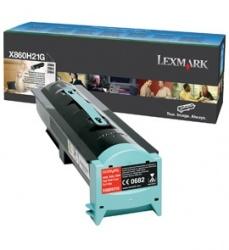 Tóner Lexmark X860H21G Negro, 35.000 Páginas