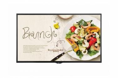 "LG SM5KE Pantalla Comercial LED 43"", Full HD, Negro"