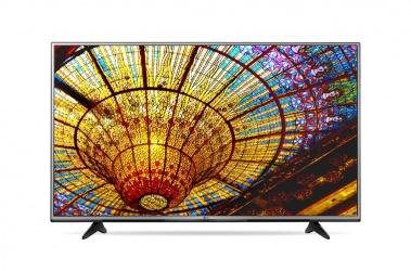 "LG Smart TV LED 55UH6030 55"", 4K Ultra HD, Widescreen, Negro"