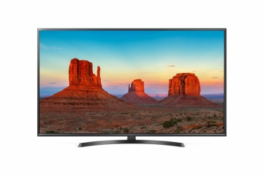LG Smart TV LCD 65UK6350PUC 65'', 4K Ultra HD, Widescreen, Negro