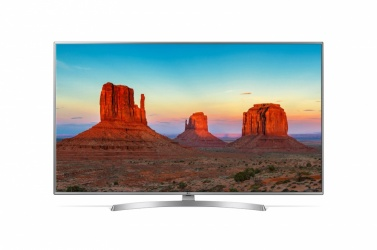 LG Smart TV 65UK6550PUB LED  65'', 4K Ultra HD, Widescreen, Plata