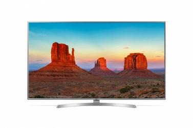 LG Smart TV 65UK6550PUB LED  65'', 4K Ultra HD, Widescreen, Plata