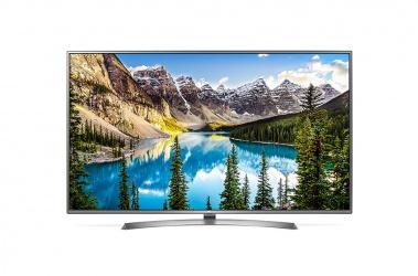 LG Smart TV LED 75UJ6520 75'', 4K Ultra HD, Widescreen, Metálico/Negro