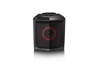 LG Bafle LOUDR FH2, Bluetooth, Inalámbrico, 50W RMS, USB 2.0, Negro