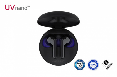 LG Audífonos Intrauriculares con Micrófono TONE Free FN6, Inalámbrico, Bluetooth 5.0, USB-C, Negro