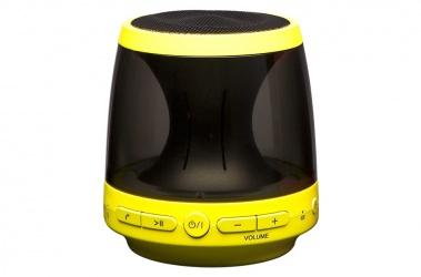 LG Bocina Portátil PH1L, Bluetooth, Inalámbrico, 2W RMS, USB, Amarillo
