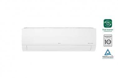 LG Aire Acondicionado VM182C6, DUAL COOL Inverter, 3685 - 18.300BTU/h, Blanco