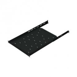 LinkedPRO Charola para Rack 19'' Ajustable, 1U, hasta 44kg, Negro