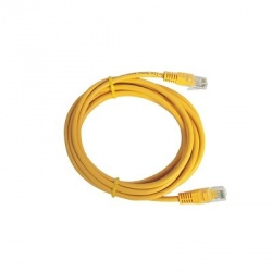 LinkedPRO Cable Patch Cat5e UTP RJ-45 Macho - RJ-45 Macho, 3 Metros, Amarillo