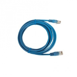 LinkedPRO Cable Patch Cat6 UTP RJ-45 Macho - RJ-45 Macho, 50cm, Azul