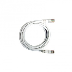 LinkedPRO Cable Patch Cat6 UTP RJ-45 Macho - RJ-45 Macho, 1 Metro, Blanco