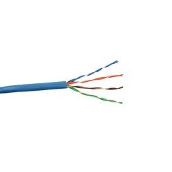 LinkedPRO Bobina de Cable Cat6 UTP, 305 Metros, Azul