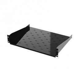 LinkedPRO Charola para Rack 19'', 2U, 34cm, Negro