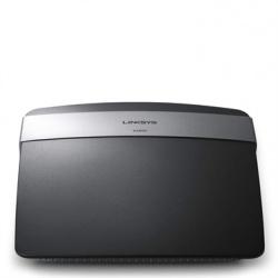 Router Linksys Fast Ethernet E2500 de Doble Banda N600, Inalámbrico, 300 Mbit/s, 4x RJ-45, 2.4/5GHz, 4 Antenas