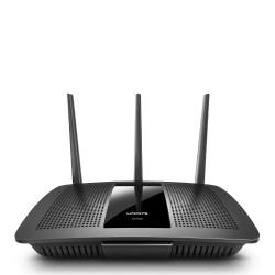 Router Linksys Gigabit Ethernet de Doble Banda EA7300, Inalámbrico, 4x RJ-45, 2.4/5GHz, con 3 Antenas