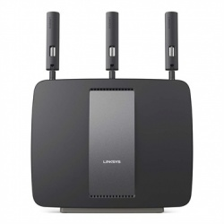 Router Linksys Gigabit Ethernet Tri-Banda AC3200, Inalámbrico, 3200 Mbit/s, 2.4/5/5GHz, 4x RJ-45
