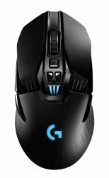 Mouse Gamer Logitech Óptico G903, RF Inalámbrico, USB, 12.000DPI, Negro