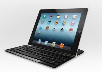 Logitech Mini Teclado Ultrafino 828, Bluetooth, para iPad 2 y 3 (Español)