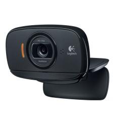 Logitech Webcam con Micrófono B525, 2MP, 1280 x 720 Pixeles, USB 2.0, Negro