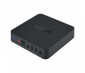 Logitech Dockin Station Smartdock, 2x USB 2.0, 2x HDMI, 1x RJ-45
