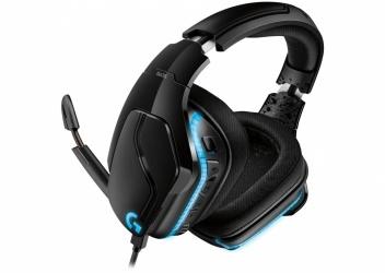 Logitech Audífonos Gamer G635 7.1, Alámbrico, 1.5 Metros, 3.5mm, Negro/Azul