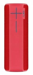 Logitech Bocina Portátil UE BOOM 2, Bluetooth, Inalámbrico, USB, Rojo - Resistente al Agua