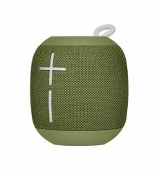 Logitech Bocina Portátil UE WONDERBOOM, Bluetooth, Inalámbrico, 2.0, USB, Oliva - Resistente al Agua